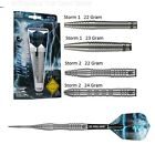 Target Lightning Storm 90% Tungsten Steel Tip Darts with Chrome Nitride Coating