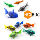 HEX BUG AQUA BOT / ROBOTIC FISH SHARK - CLOWN FISH - SHARK FISH