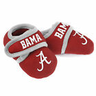 NCAA Football VELCRO Baby Slippers Shoes - Pick Your Team - Great Gift