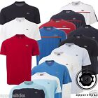 Lacoste Men's Andy Roddick Sport Crew V Neck Plain Stripe Tee T-Shirt All Sizes