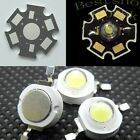 1W-3W High Power Epistar Chip Wide Angle High-Power 140° Star LED