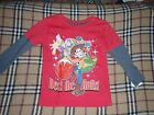 Toy Stoy Buzz & Woody Deck the Halls  Long Sleeve Toddler Boys Christmas T-Shirt