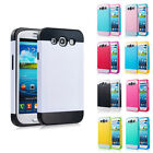 Fancy Candy Multi Hybrid Color Skin Case Cover For Samsung Galaxy S3 GT i9300
