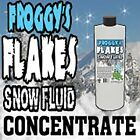 Froggys Fog Froggys Flakes Snow Fluid Juice CONCENTRATE