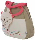 Cotton Bag Lined Pockets Shoulder Gym Handbag Exclusive to House of Animals