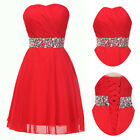 CLEARANCE Short Formal Cocktail Party Prom Dress Evening Homecoming Gown Dresses