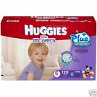 Huggies Little Snugglers Little Movers Nappies SIZE 1 2 3 4 5 6 Brand New Boxed