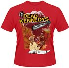Dead Kennedys 'Kill The Poor' T-Shirt - NEW & OFFICIAL!