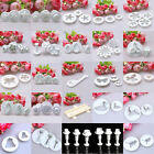 0.99 Sales!! Fondant Icing Cake Decorating Cupcake Sugarcraft Cutter Tools Mould