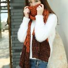Fashion Korean Girl Lady Women's Winter Warmer Thick Long Soft Shawl Wrap Scarf