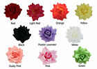 Artificial Silk Rose Flower Heads Wholesale 1.75 ''  Pick Color