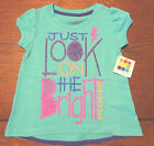 NWT Healthtex Girl's Shirt ~ Size 3T & 4T Glittery Letters, Bright Colors!
