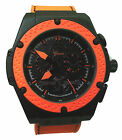 New style oversized rubber band big sport style men's wrist watches