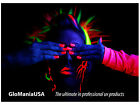 UV NEON RAVE FLUORESCENT MASCARA (2 COLORS AVAILABLE) DISCO STAGE MAKE UP PARTY
