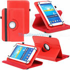 Universal Rotating Case Cover for 7 inch RCA Verizon Ellipsis HP Stream Tablet