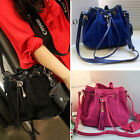 Vintage New Designer Womens Tote Shoulder Bags Handbag Ladies Faux Leather Gift