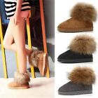 2013 NEW FASHION Women Winter Snow Boots Faux Fur