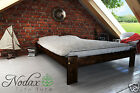 "Double Bed""Ada "" new wooden pine oak walnut alder furniture"