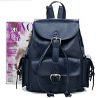 Girl's Real Leather Lady Backpack Shoulder Bag Satchel Purse School Bags FR49
