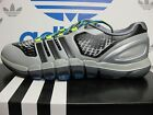 NEW ADIDAS Adipure Crazyquick Men's Trainer Shoes - Grey/Black;  G97388