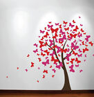 Large Wall Tree Baby Nursery Decal Butterfly Cherry Bloss...