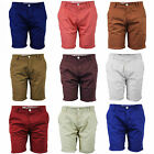 New Mens Designer Soul Star Melton Fold Up Cotton Chino Shorts Pants 2014 Style