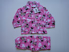 BNWT Minnie Girls Winter Pyjamas Size 1,2,3,4,5