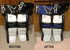 Goalie Pad Wrap - Change the Color of Your Goalie Equipment