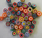 Millefiori from Murano. Opaque for mosaics, glass art and craft - 50g bag
