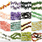 Semi Precious Gemstone Chips Tusk Nugget Beads 16 inch 36 inch