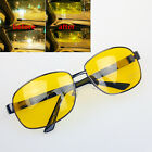 Night Vision Driving Sunglasses Driver High Definition Glasses Yellow Lens