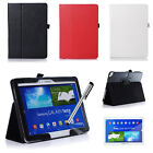 New PU Leather Stand Case Cover for Samsung Galaxy Note 10.1 2014 Edition P600
