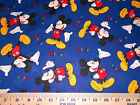 Disney MICKEY & MINNIE MOUSE  FABRICS GROUP3  SOLD BY THE HALF YARD
