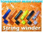 Alice STRING WINDER for ACOUSTIC Guitar, ELECTRIC Guitar, Bass, UKULELE A009A