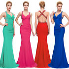 GK Sexy Backless Mermaid Evening Cocktail Party Formal Ball Gown Prom Long Dress