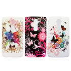 3×Colorful Hard Plastic Back Case Cover iPhone Samsung HTC Sony Nokia LG Huawei