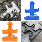 NYLON PLASTIC STINGER DRILL KEY CHAIN SELF DEFENSE TACTICAL SAFETY EDC TOOL GIFT