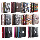 360 Rotating Cover Leather Case Stand for Samsung Galaxy Tab 3 10.1 P5200 / P5210