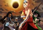Avatar The Last AirBender A4 POSTER OPTIONS Decorative Gift for Great Anime Fans