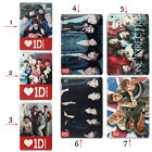 """1pcs One Direction Hard Back Case CASES Cover Skin For Apple iPad Mini 1 2 7.9"""""""