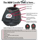 Cavallo Trek Hoof Boots (Pair) Plus Gel Pads