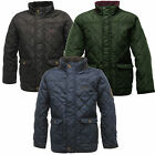 Regatta Bruiser Boys Quilted Jacket School Coat RKN005