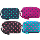 Womens Travel Toiletry Wash Cosmetic Makeup Bag Hand Case Organizer Wallet Purse