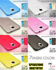 CUSTODIA COVER ULTRA SOTTILE 0.3mm Samsung Galaxy S4 SLIM TRASPARENTE OPACA