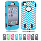 New Arrival Hybrid Silicone Durable Shell Skin Case Cover For Apple iPhone 4/4S