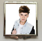 Union J Jaymi Hensley Square Shaped Compact Mirror (Various Designs)