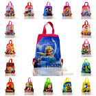 1pcs-100Pcs Cartoon Drawstring Backpack School Bag School Handbags Party Gifts
