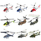New RC Full Selection Syma 3CH Gyro Remote Control Helicopter UK Best Selling