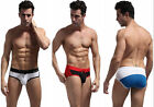 New Brand Men's Surf Swim Boxer Trunks Briefs Shorts Swimwear Sz S,M,L,XL #FY16