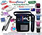 Nurse Carry© Pocket POUCH Quick Pick Bag + Nurse Mini-Torch + Drawstring PEN